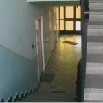 Lomok a lépcsőházban, büntetnek érte.